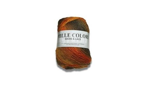 MILLE COLORI SOCKS AND LACE
