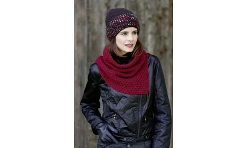 Bonnets réalisés avec les fils LANG YARNS - Luce laine tricot 70e06e844a9