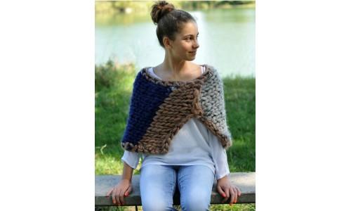 Kit Chauffe épaule LOP - Luce laine tricot 92b62608a08