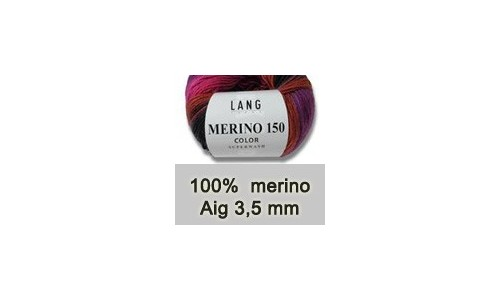 MERINO 150 COLOR