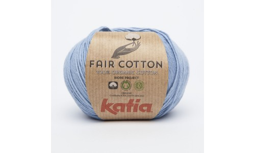 KATIA FAIR COTTON BIO 3,5 mm
