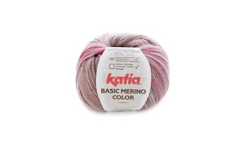 KATIA BASIC MERINO COLOR