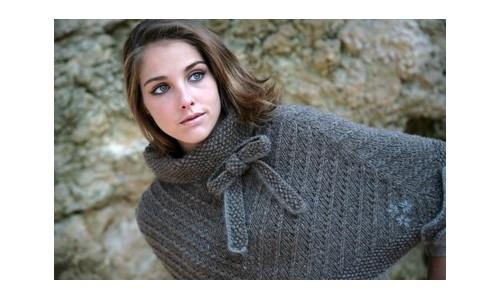 Kit chauffe-épaules CAPRIATE - Luce laine tricot 030b5ea3192