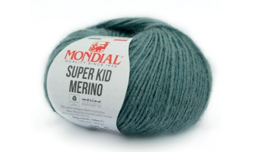 LANE MONDIAL SUPER KID MERINO