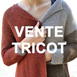 Vente Tricot