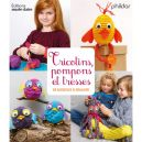 Livre tricot n°841 Tricotins, pompons