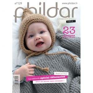 PDF PHILDAR Catalogue Débutantes n°129