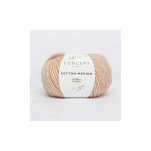 KATIA Cotton Merino 102 Rose Clair