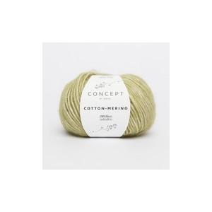 KATIA Cotton Merino 114 Vert