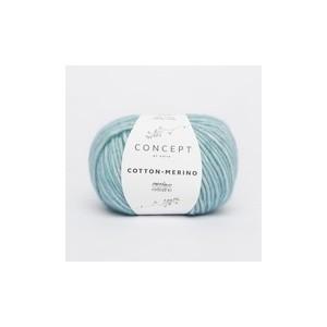 KATIA Cotton Merino 116 Turquoise