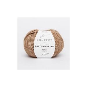 KATIA Cotton Merino 118 Or