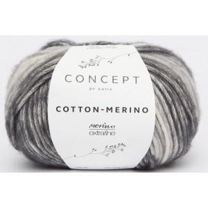 KATIA Cotton Merino 206 Gris