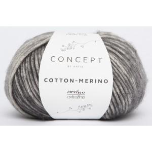 KATIA Cotton Merino 300 Gris
