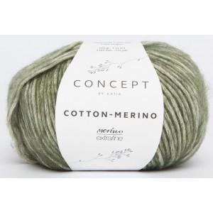 KATIA Cotton Merino 302 Vert