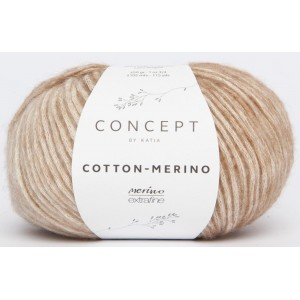 KATIA Cotton Merino 303 Beige