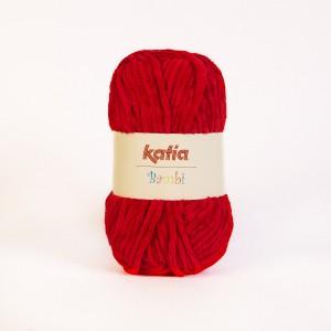 KATIA BAMBI 312 Rouge par 10