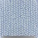 Tissu enduit Fryett's spotty grey