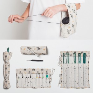 Patron de Kit de rangement pour le tricot et le crochet