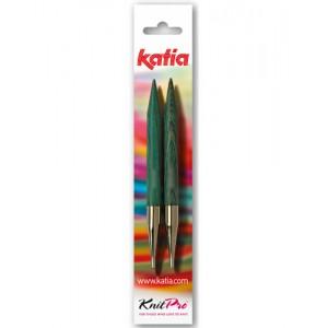 AIGUILLES CIRCULAIRES KNIT PRO KATIA 4,5mm