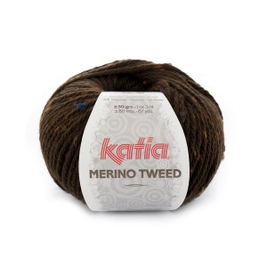 KATIA MERINO TWEED 408 par 20