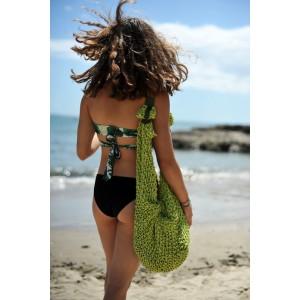 KIT Paréo/sac de plage WASHVERT avec Anse