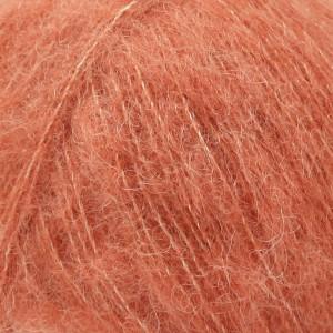 Brushed Alpaca silk 22 Rouille pale