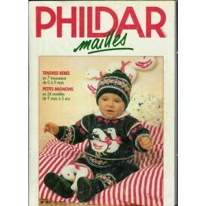 PDF PHILDAR Mailles n°182
