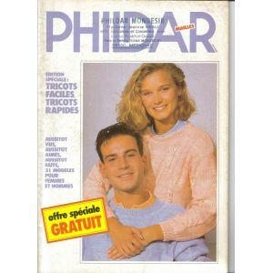PDF PHILDAR  Mailles 1985