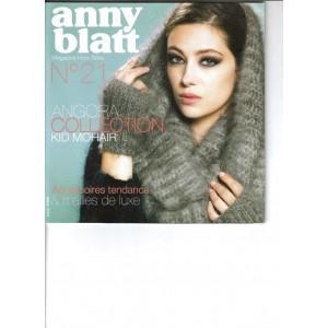 PDF Anny Blatt HS n°21 Angora Collection