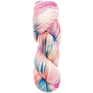HAND-DYED HAPPINESS ROSE BLEU