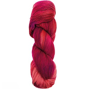 HAND-DYED HAPPINESS ROUGE