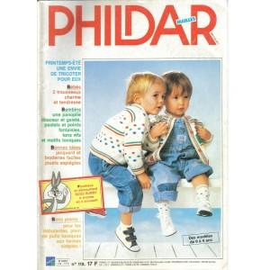PDF PHILDAR Mailles n°118