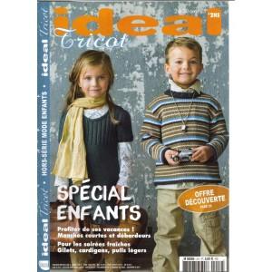 PDF IDEAL TRICOT Mode Enfants HS n°2