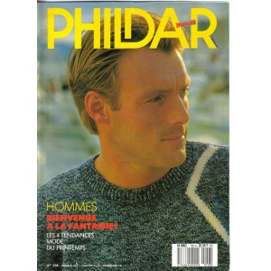 PDF PHILDAR Mailles Hommes n°158