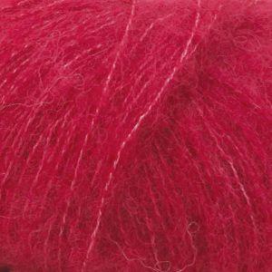 PAQUET Brushed Alpaca silk 07 rouge