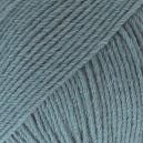 Cotton mérino Bleu tempête 26