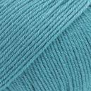 Cotton mérino Turquoise 24