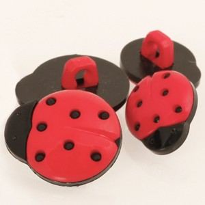 Coccinelle 18 mm