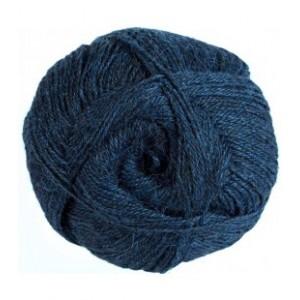 ALPAGA FINE di LUCE - bleu cobalt