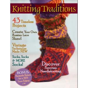 PDF Knitting Traditions - Peruvian NiddleKnitting (Anglais)