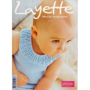 PDF Phildar n°407 Layette