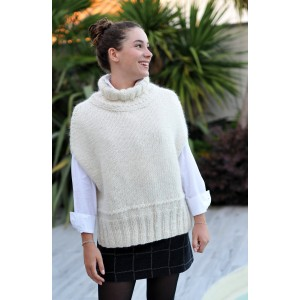 Pull sans manches SAMO taille 34/40