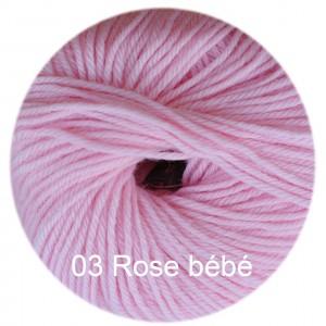 Régina Rose bébé 03