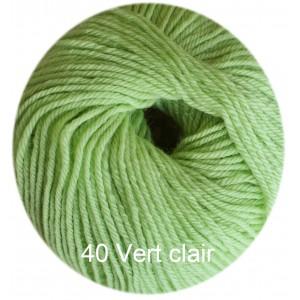 Régina Vert clair 40