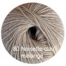 Régina Noisette clair mélangé 80