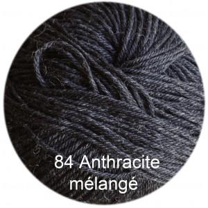 Régina Anthracite mélangé 84