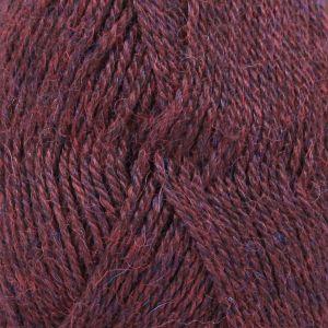 Alpaca 3969 Rouge violet mix (Coloris arrêté)