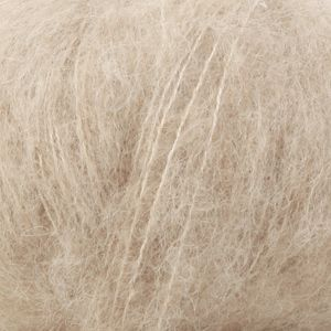 Brushed Alpaca silk 04 beige clair
