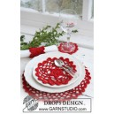 Set de table de Noël Drops Design