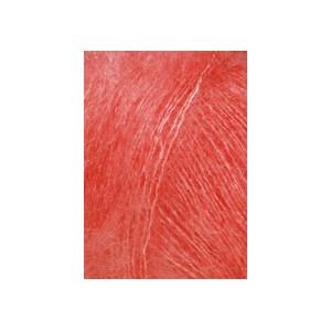 MOHAIR LUXE Orange sanguine 0028